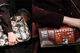 Fashion Week Handbags: Valentino Fall 2011