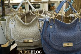 Weekend Obsession: Coach Kristin Collection