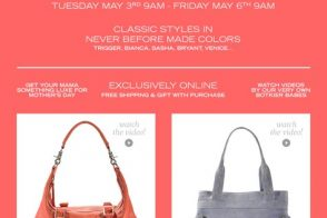 Shop Tuesday's Botkier.com sample sale with a special discount from PurseBlog!