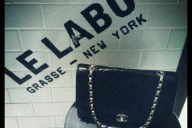 My Chanel Bag on a trip to Barneys