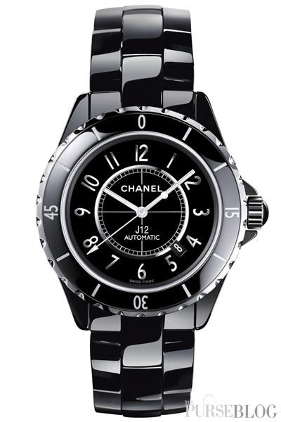 Want It Wednesday Chanel J12 Watches Purseblog