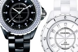 Want it Wednesday: Chanel J12 Watches