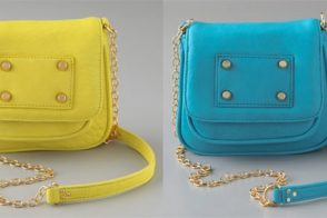 Gorjana Madison Crossbody: Small bag, small price