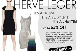 The Outnet Herve Leger Sale