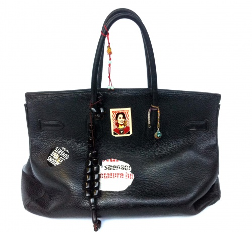 dd83bd46a0 You can now bid on Jane Birkin s Hermes Birkin on eBay - PurseBlog