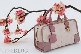 Introducing: The Loewe Cherry Blossom Collection