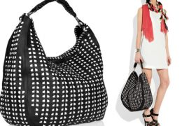 I just can't get enough of this Marni hobo