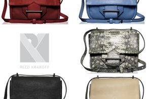 Reed Krakoff downsizes with its Mini Shoulder Bags