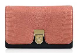 Victoria Beckham's handbags again shows an admirable amount of restraint