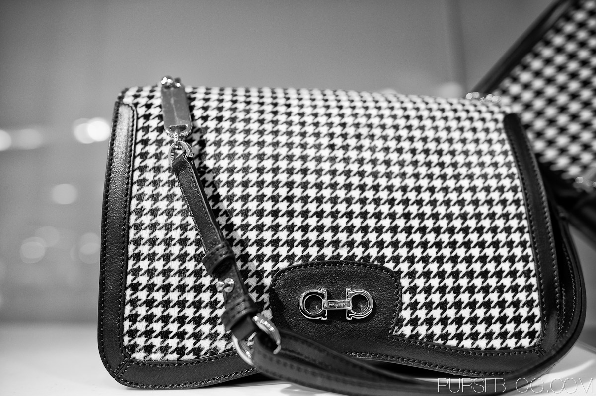 Gallery Ferragamo Does Black And White For Fall 2011