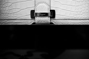 Gallery: Ferragamo does Black and White for Fall 2011