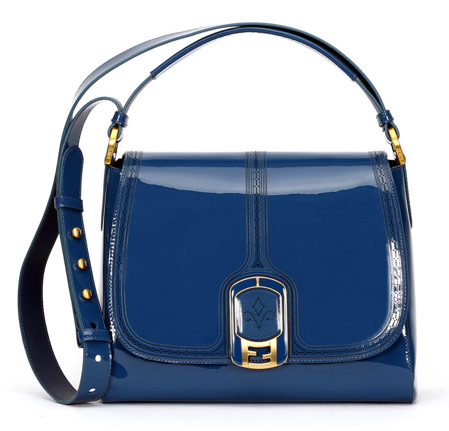 While Paging Through The Handbags From Fendi Fall 2017 I Kept Waiting For Brand S Trump Card Bag That Would Pull Whole Thing Together And
