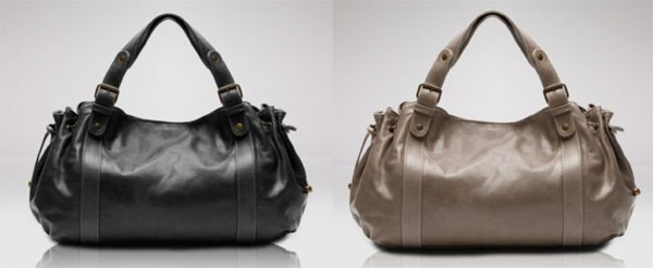 ca18d7dd9c162 Gerard Darel Now Available At Bloomingdales Purse. Gerard Darel 24 Hour  Leather Bag Khaki Suede Calf