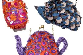 Looking for Novelty Bags? Turn to Jamin Puech