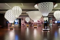 Inside the Louis Vuitton Voyages exhibit (11)