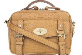Mulberry makes a covetable bag for city life