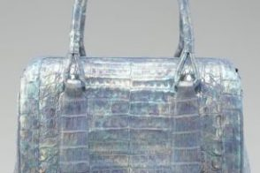 Fill in the Blank: The Translucent Nancy Gonzalez Crocodile Satchel is…