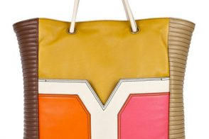 Yves Saint Laurent: One bag, six colors