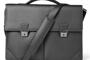 Man Bag Monday: Alfred Dunhill Side Car Briefcase