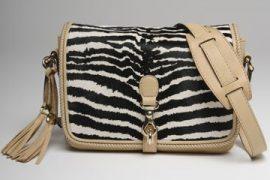 Gucci Resort 2012: Is zebra the new leopard?