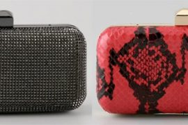 Halston Heritage: Cute clutches, reasonable prices