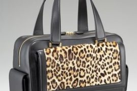 Fill in the Blank: The Jimmy Choo Catherine Leopard-Print Satchel is…