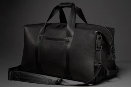 Man Bag Monday: Killspencer Weekender 2.0
