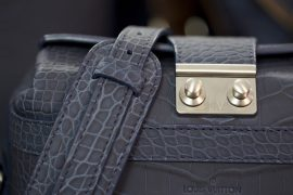 A Very Special Man Bag Monday: Louis Vuitton Spring 2012 Men's Accessories