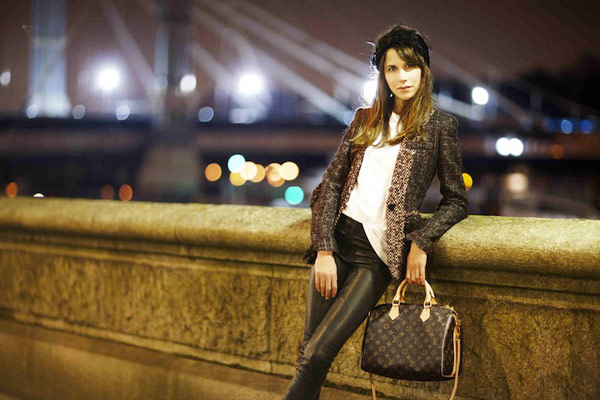 0d72463a550f Introducing the Louis Vuitton Speedy Bandouliere - PurseBlog