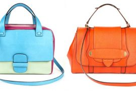 Marc Jacobs dabbles in colorblocking for Resort 2012