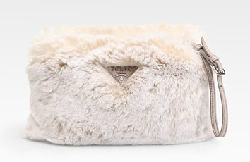 2506d1637ac5 Prada goes faux for fall (faux fur, that is) - PurseBlog