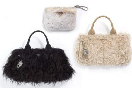 Prada goes faux for fall (faux fur, that is)