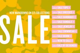 Check out the new markdowns at ShopBop!