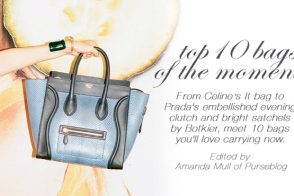 Check out my top 10 bags of the moment at StyledOn!