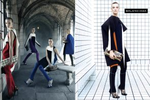 Balenciaga launches new website, credit cards everywhere cower in fear