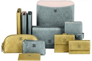 Chanel Palette Small leather goods for fall 2011