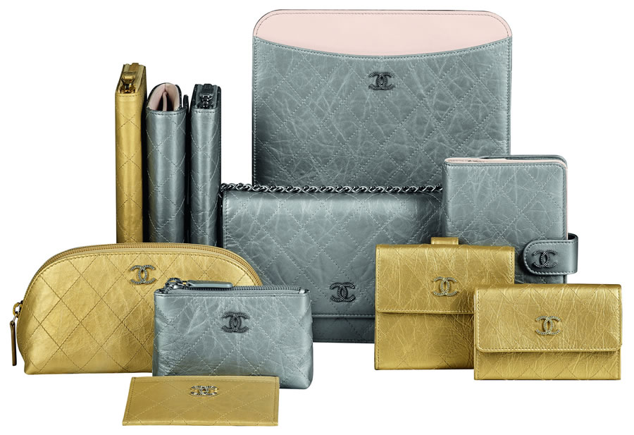 50f0a783e1678 Chanel Palette Small leather goods for fall 2011 - PurseBlog