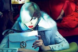 Gucci's Fall 2011 ad campaign is handbag-heavy