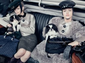 Louis Vuitton Fall 2011 Ad Campaign (1)