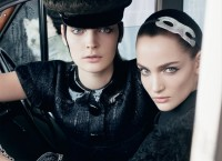 Louis Vuitton Fall 2011 Ad Campaign (5)