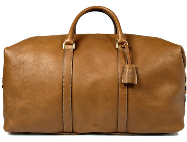 Man Bag Monday  The Mulberry Clipper Holdall - PurseBlog 814acde104879