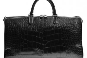 Man Bag Tuesday: Ralph Lauren's $24,000 alligator weekender