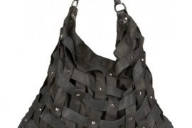 I've got a big ol' bag crush on the Salar Juni Shoulder Bag