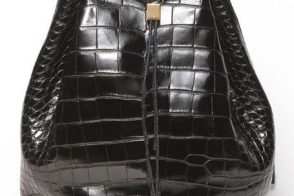 The Row's crocodile backpack will be priced at $39,000