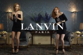 Watch this Lanvin video for Friday Laughs