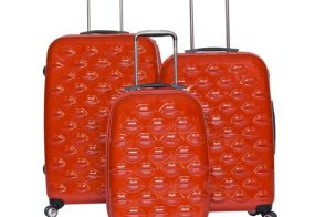 Lulu Guinness is launching luggage