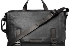 Man Bag Monday: The Marc by Marc Jacobs Leather Messenger Bag