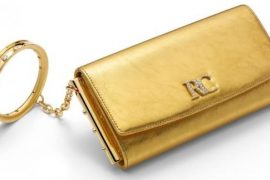 Check out this absurdly expensive (and boring) Roberto Coin bag