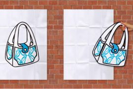 These handbags are designed to look like cartoons…and they totally do