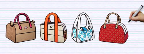 These Handbags Are Designed To Look Like Cartoonsand They - Cartoon handbags